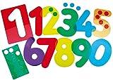 Henbea- Plantilla de Aprendizaje números, trasl&uacutecidos (773)