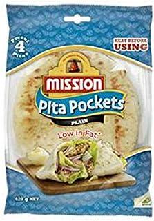 Mission Bread Pita Pockets Mini 8 Pack