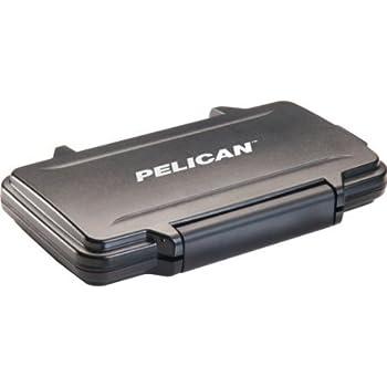 SDカード12枚収納 PELICAN ペリカン ペリカンケース SDカードケース メモリーケース ポリカーボネート製の頑丈仕様 並行輸入