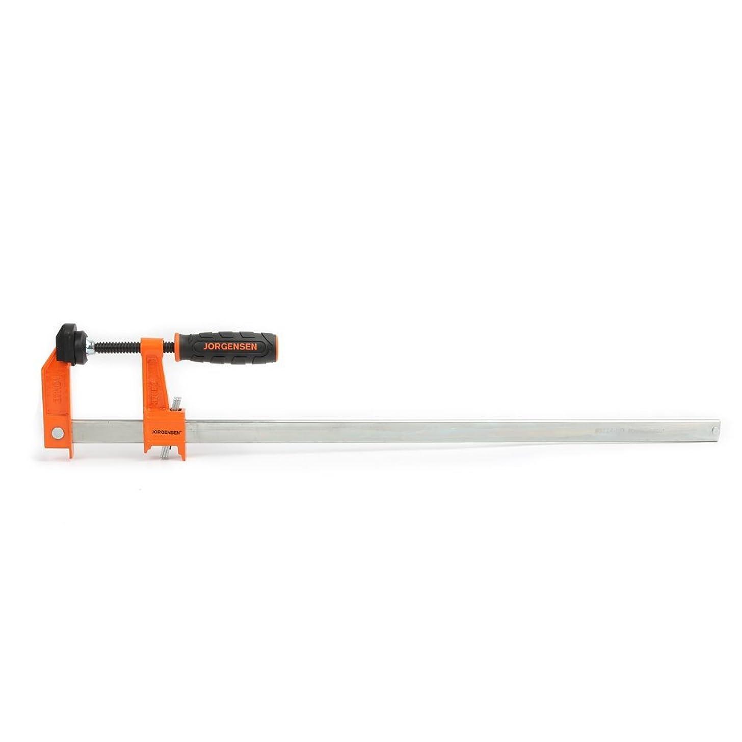 Jorgensen 3724-HD 24-Inch Heavy-Duty Steel Bar Clamp
