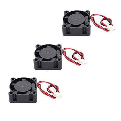 Honbay 20pcs Black Aluminum Heatsink Cooler Cooling Kit