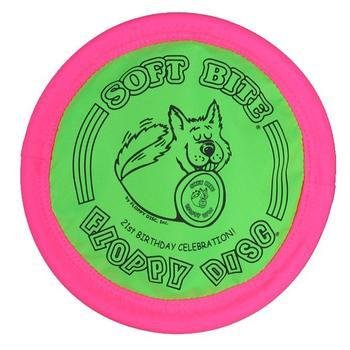 Petmate Aspen Soft Bites Floppy Disc
