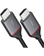 iVANKY Cable HDMI 2 Metros, HDMI Cable 18Gbps, Compatible con 4K @ 60Hz, HDCP 2.2/1.4, 1080p, Ethernet, Dolby Audio, Xbox PS3/4, BLU-Ray, Xbox, PC