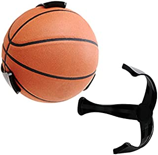 Ball Storage and Decoration Shelf Black Artinova Football Basketball Holder Space Saver Wall Mount Display ARTA-6010