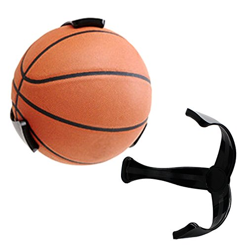 Lowest Price! TopSeller Space Saver Basketball Soccer Ball Claw Sports Wall Mount Holder for Ball Ba...
