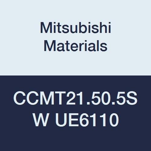 Mitsubishi Materials CCMT21.50.5SW Jacksonville Mall UE6110 Carbide CC CVD Coated Max 40% OFF