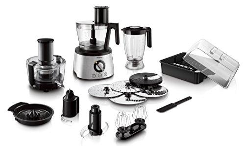 Philips HR7778/00 Avance Collection - Küchenmaschine/über 30 verschiedene Funktionen / 3.4 L Schüssel / 1000 W