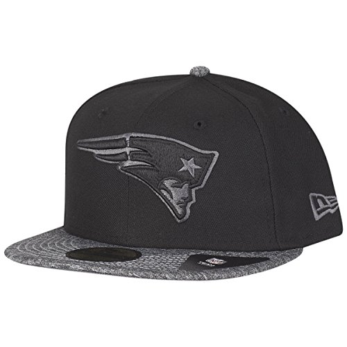 NEW ERA Baseball Cap 59FIFTY New England Patriots grey collection Gr. 7 3/4