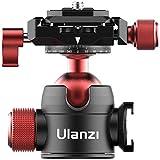 Mini Camera Ball Head, ULANZI U-70 Tripod Ball Head 360 Degree Rotating