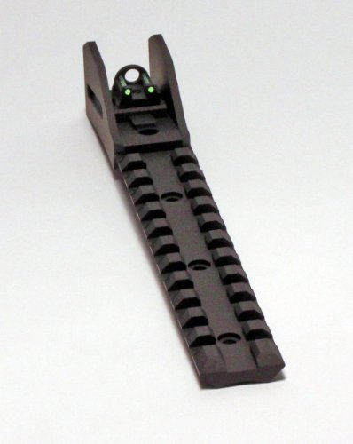 Lowest Prices! Spitfire Armory - EX Tactical Rear Sight - Untapped Receiver for Remington 870, Winch...