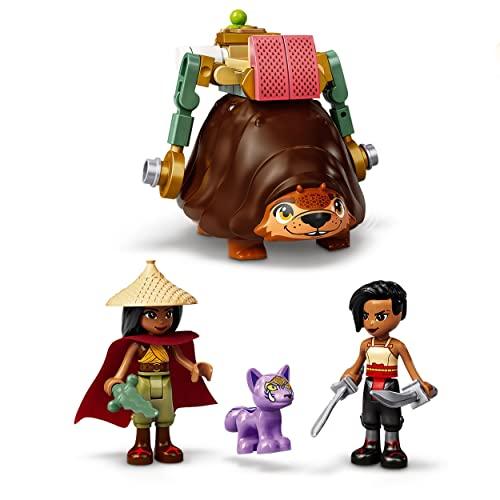 LEGO Disney Princess - Raya y el Palacio Corazón (43181)