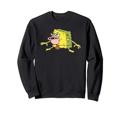 Caveman Spongebob Meme Sweatshirt