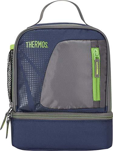 Thermos Radiance - Bolsa térmica con compartimento doble (24 cm)