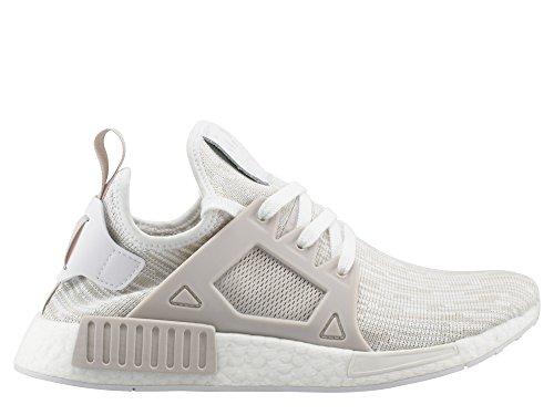 adidas Originals NMD_XR1 Primeknit W Damen-Sneaker BB2369 Pearl Grey Gr. 37 1/3 (UK 4,5)