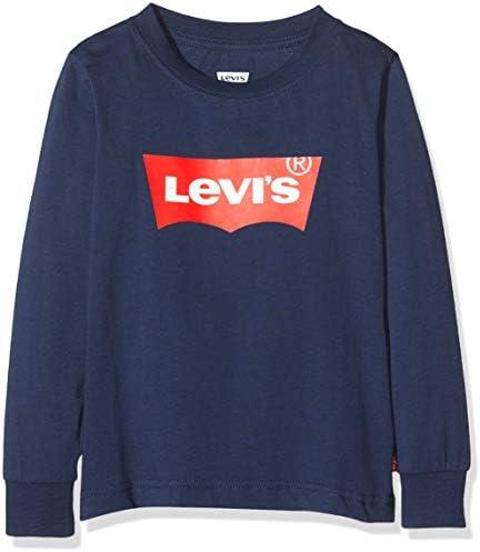 Levi's kids Camiseta Manga Larga Algodón para Niños