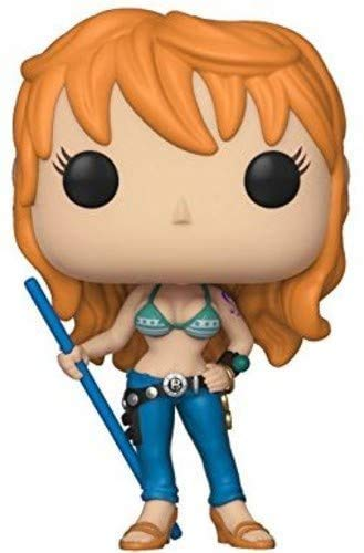 One Piece - ¡Figura Pop de Nami Funko!
