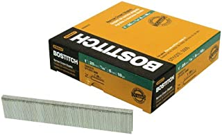 BOSTITCH SX50351-1/2G 1-1/2-Inch by 18 Gauge by 7/32-Inch Crown Finish Staple (3,000 per Box)