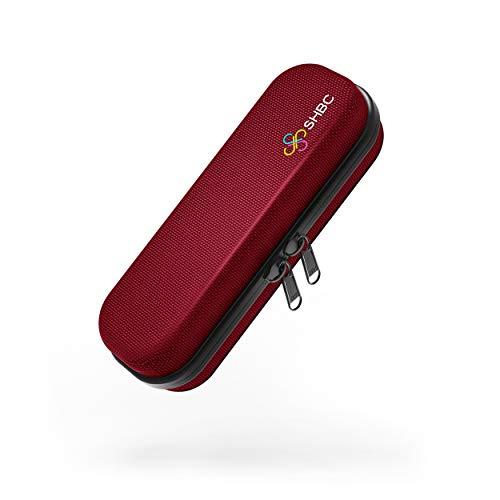 SHBC caja compacta de la insulina del refrigerador para los diabéticos que llevan trabajo, hogar, escuela, oficina, etc. Bien organizado para el aislamiento de enfriamiento de medicamentos, rosa
