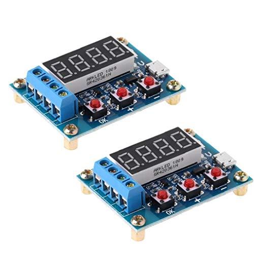 Batterie-Kapazität Meter Entladung Tester Zb2l3 1.2-12v Entladung Analyzer External Lastentladungs ??2ST