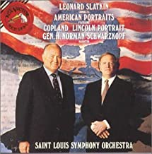 Best leonard slatkin conducts american portraits Reviews