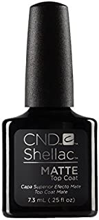CND Shellac mate Top Coat