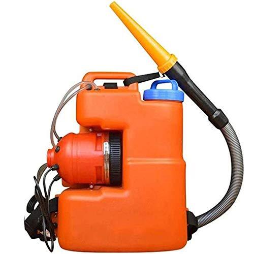 20L Portátil Electric Mist Pulverizador De Mochila, ULV En Frío Generar Nebulizadores con Un Rango De 10-14 Metros, Hospital, Estación, Aeropuerto, Insecto Desinfección Shop