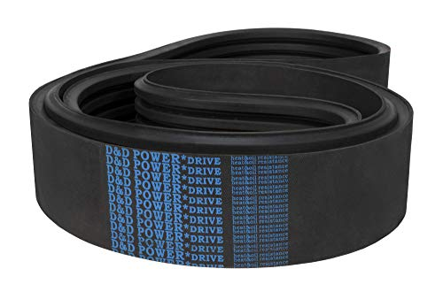 D&D PowerDrive SPA2125/20 Banded Belt, 13