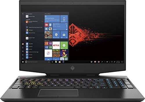 HP Omen 15-DH1018NA Core i7-10750H 16GB 512GB SSD 15.6 Inch GeForce RTX 2070 Windows 10 Gaming Laptop