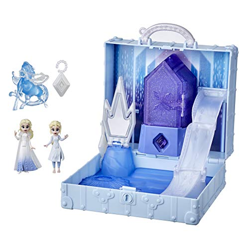 Hasbro Disney Frozen 2 Pop-Up Adventure Ahtohallan Adventure Playset with...