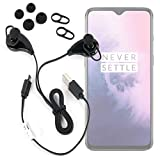 DURAGADGET Auricolari Sportivi in Ear Wireless Wireless - Ideale per Cellulare OnePlus 7 PRO,...