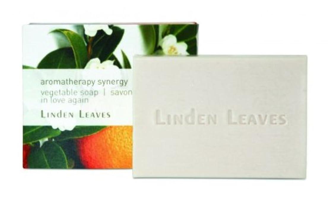 キャプション先一緒にLINDEN LEAVES(リンデンリーブス) ソープ 100g 「インラブアゲイン(バニラ)」 9421001384332