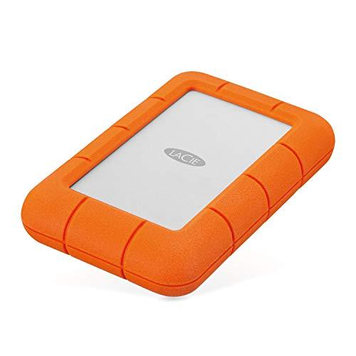 LaCie HDD ポータブルハードディスク 1TB Rugged Mini USB3.0 耐衝撃HDD LAC301558