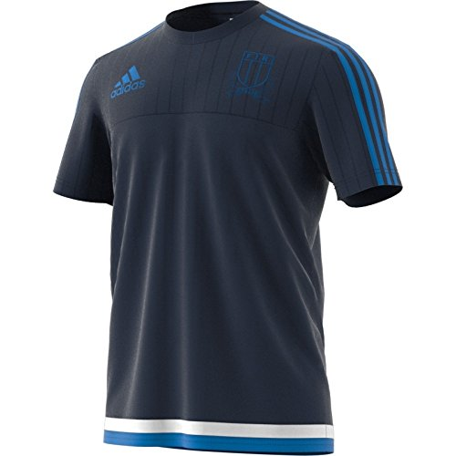 adidas Italy 2016/17 Cotton Rugby T-Shirt - Size S