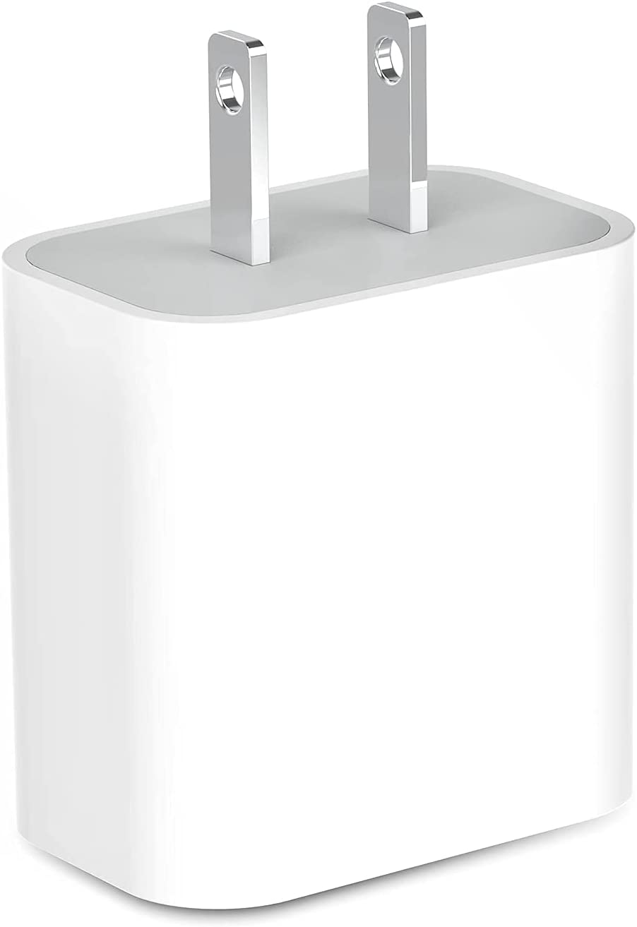USB Type C Charger Compatible iPhone 12, Fast 20W PD Power Adapter Charging Block Compatible iPhone 12 Mini Pro Max 11 XS XR X 8 Plus, AirPods, Pads Pro Mini and More