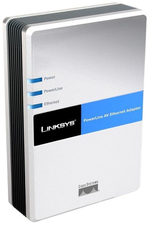 Cisco-Linksys PLE200 PowerLine AV Ethernet Adapter
