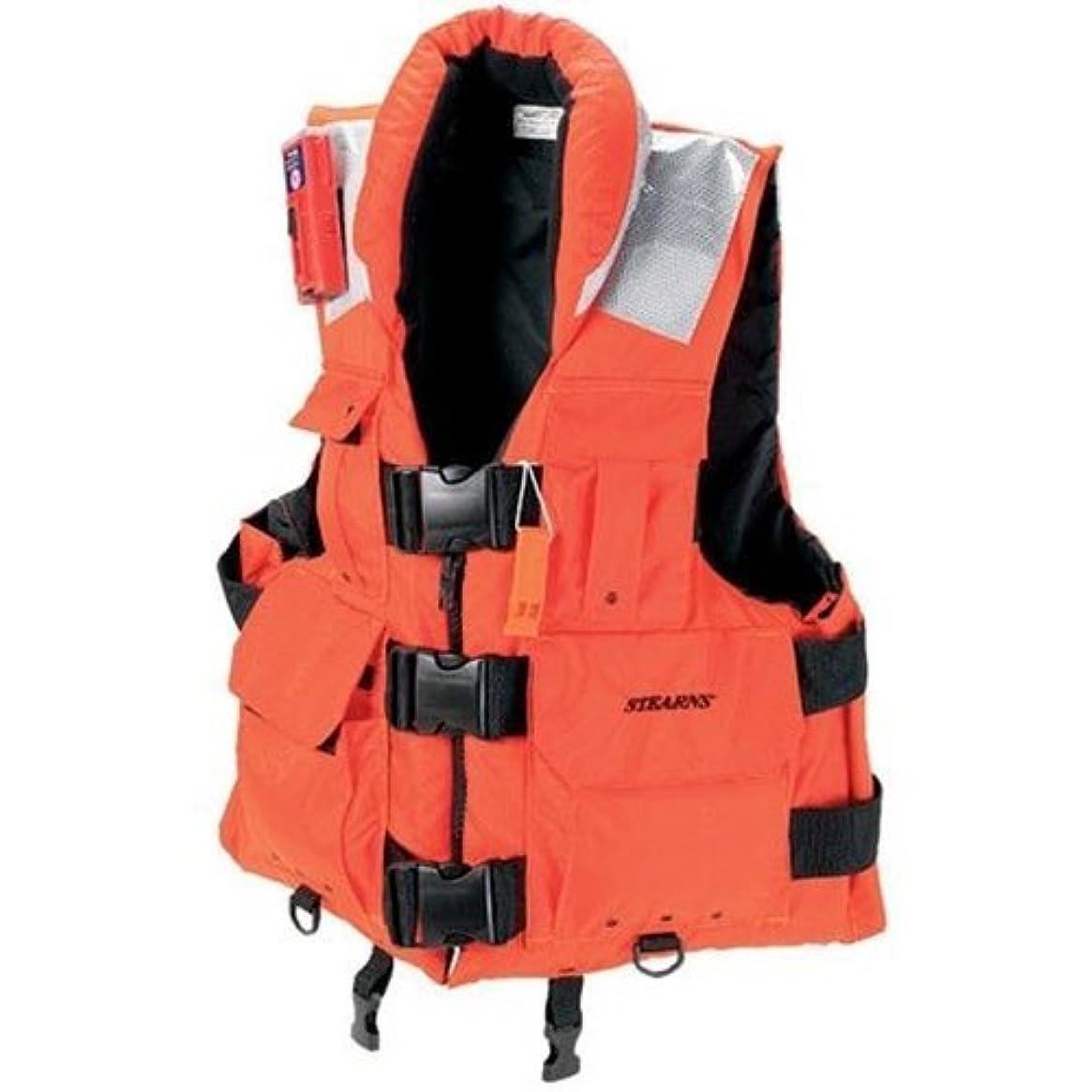 Stearns Type III SAR Professional Life Jacket, Orange
