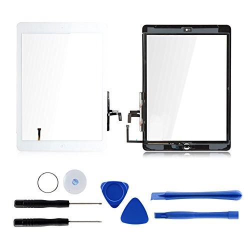 Para iPad Air 1 A1474 A1475 Pantalla Táctil Digitalizador de Cristal Reemplazo...