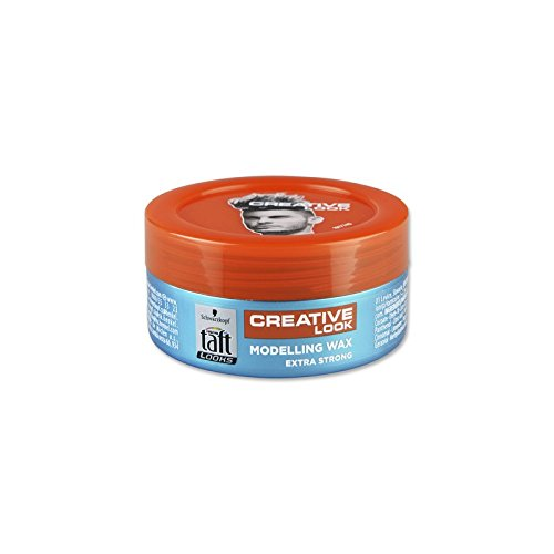 Taft Creative Look Modelling Wax Extra Strong 75 Ml by Taft