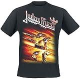 Judas Priest Firepower T-Shirt schwarz XXL