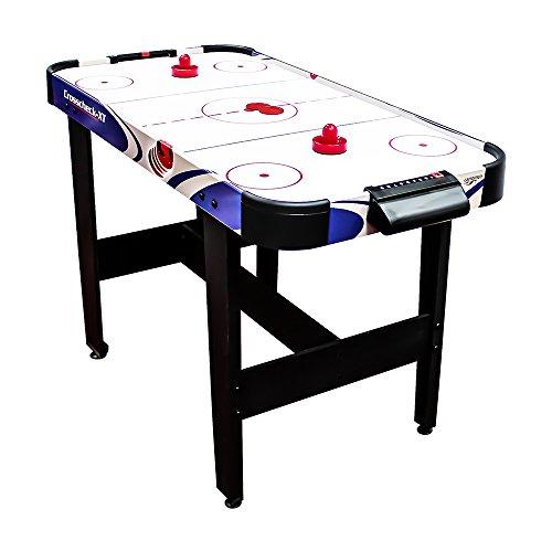 Carromco 04013 Nein Airhockey Crosscheck XT Spielzeug, 79 x 122 x 61 cm