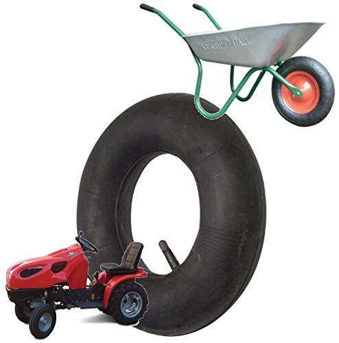 Goodtire - Cámara de aire 3.50/4.00-8 con válvula TR13 para neumático de rueda de carretilla, tractor, cortacésped, ref. ECB08DRD