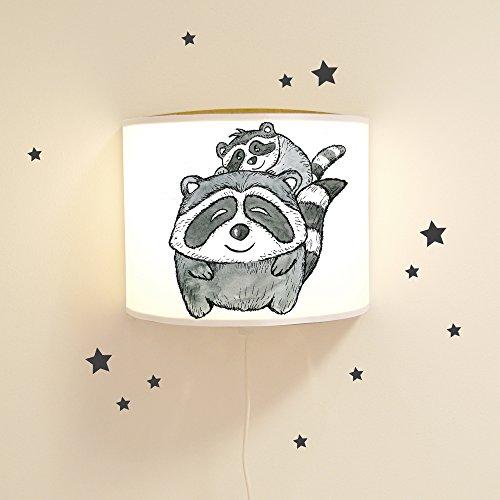 ilka parey wandtattoo-welt leseschl ummer Lampe Liseuse répétition veilleuse Lampe lumière Koala Koala ls23