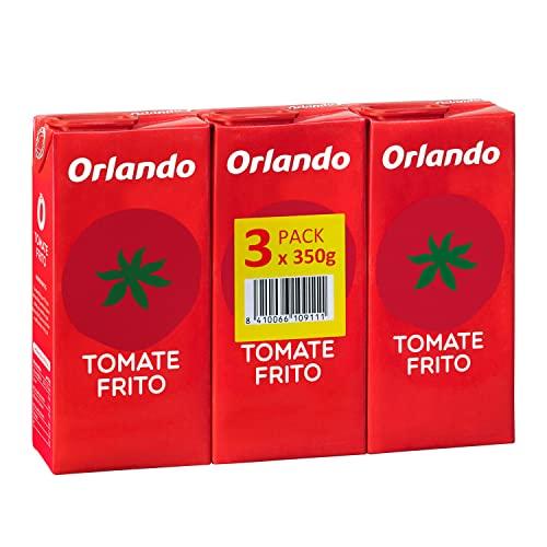 ORLANDO Tomate Frito Brik 3 x 350g