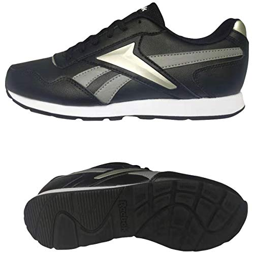 Reebok Royal Glide, Zapatillas de Running, NEGBÁS/FLIGRY/PUGRY5, 35 EU