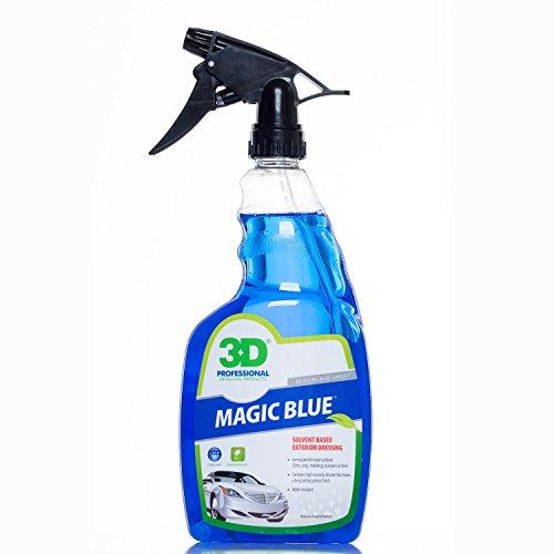 3D Magic Bleu – 453,6 Gram – à Base de solvant Pneu Coiffeuse – Pneu Brillance