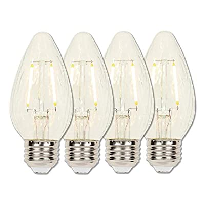 Westinghouse Lighting 3319320 LED Light Bulb, CLEAR