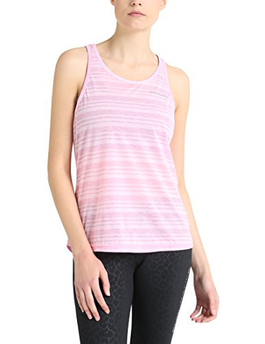 Ultrasport Endurance Skipton Camiseta, Mujer, Rosa (Prism Pink), 42