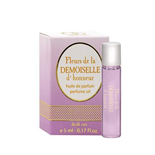 PARFUMS RENE DE GRACE Hochzeitsparfüm für damen - parfüm Öl 5 ml roll-on miniaturen - beste hochzeit parfüm geschenkidee - aroma des wundervollen festes demoiselle