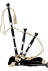 Roosebeck Full Size Full Size Sheesham Bagpipe - Best Bagpipes