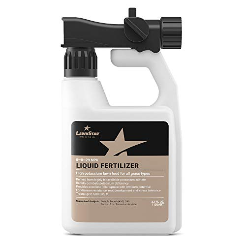 LawnStar NPK Liquid Fertilizer